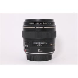 Used Canon 85mm F/1.8 USM thumbnail