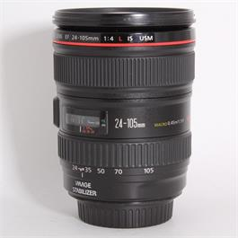 Used Canon 24-105mm f/4L IS thumbnail