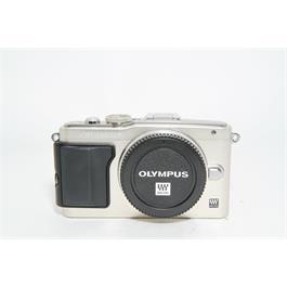 Used Olympus E-PL5 Body Silver thumbnail