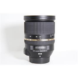 Used Tamron 24-70mm F2.8 Di VC USD Nikon thumbnail