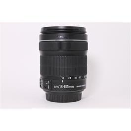 Used Canon EF-S 18-135mm F/4.5-5.6 thumbnail