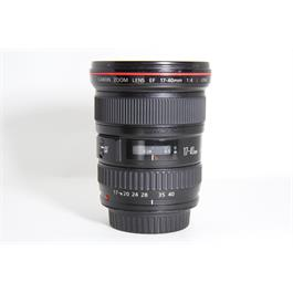 Used Canon 17-40mm F/4L USM thumbnail
