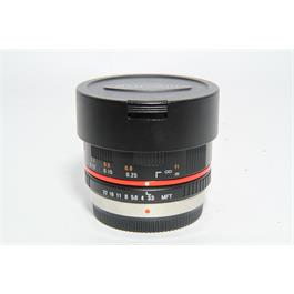 Used Samyang 7.5mm f/3.5 Lens MFT Fit thumbnail