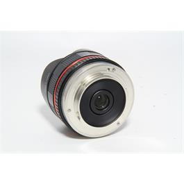 Used Samyang 7.5mm f/3.5 Lens MFT Fit Thumbnail Image 2
