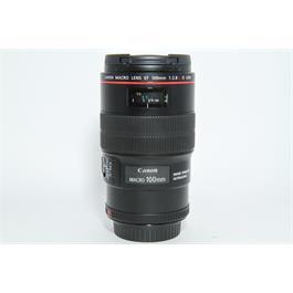 Canon EF 100mm f/2.8L IS USM Macro Lens thumbnail
