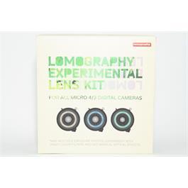 Park Cameras Used lomography Experimental lens kit thumbnail
