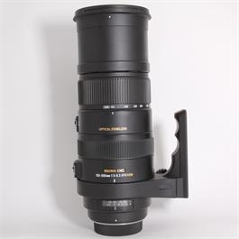 Used Sigma 150-500mm f/5-6.3 APO DG OS HSM - Pentax thumbnail