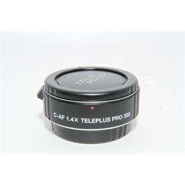Used kenko 1.4x pro 300 DGX Canon Fit thumbnail