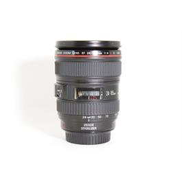 Used Canon 24-105mm f4L IS USM thumbnail