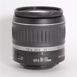Used Canon 18-55mm f/3.5-5.6 II thumbnail