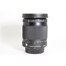 Used Sigma 18-300mm F3.5-6.3 OS C Nikon thumbnail