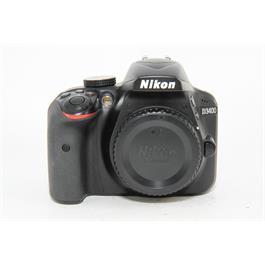Used Nikon D3400 Body thumbnail