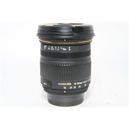 Sigma 18Ñ50mm f/2.8 DCens Nikon Fit thumbnail