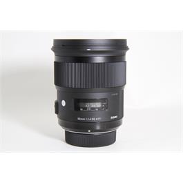 Used Sigma 50mm F/1.4 DG HSM Art Nikon thumbnail