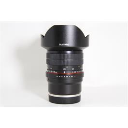 Used Samyang 14mm F2.8 ED IF UMC Sony E thumbnail