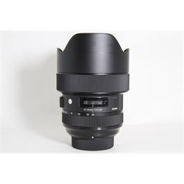 Used Sigma 14-24mm F2.8 DG HSM Art Nikon thumbnail