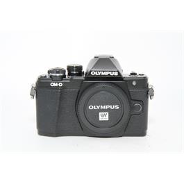 Used Olympus E-M10 Mark II Body Black thumbnail