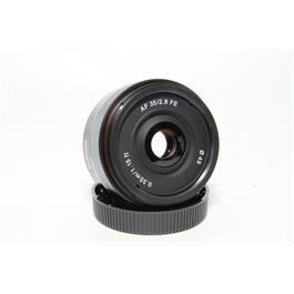 Used Samyang AF 35mm f/2.8 FE Lens Thumbnail Image 1