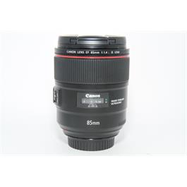 Used Canon 85mm f/1.4L IS USM Lens thumbnail