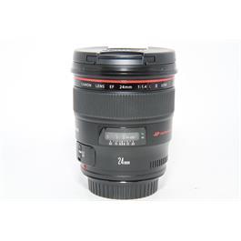 Used Canon 24mm f/1.4L II USM Lens thumbnail