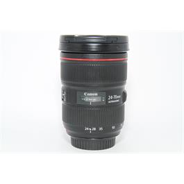 Used Canon 24-70mm F2.8L II USM Lens thumbnail