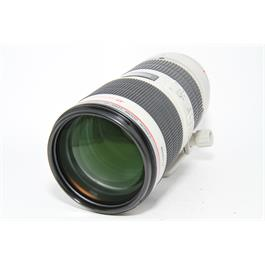 Used Canon 70-200mm F2.8L IS USM II Lens thumbnail