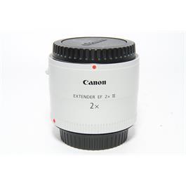 Used Canon EF 2X Extender III thumbnail
