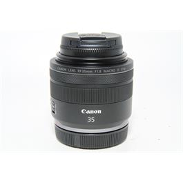 Used Canon RF 35mm f/1.8 Macro IS STM thumbnail