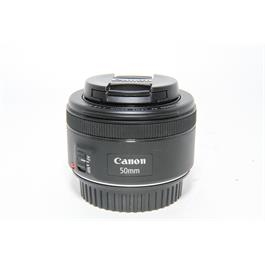 Used Canon 50mm f1.8 STM Lens thumbnail