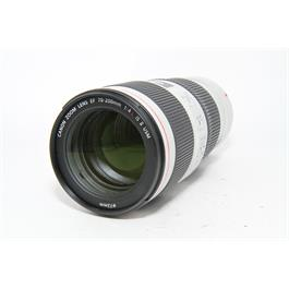 Used Canon EF 70-200mm f/4L IS USM II thumbnail