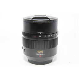 Used Panasonic 42.5mm F1.2 ASPH Lens thumbnail