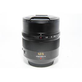 Used Panasonic 42.5mm f/1.2 DG Nocticron thumbnail