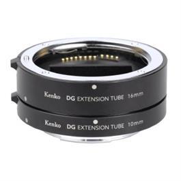 Kenko Extension Tube Set 10+16mm - Nikon Thumbnail Image 1