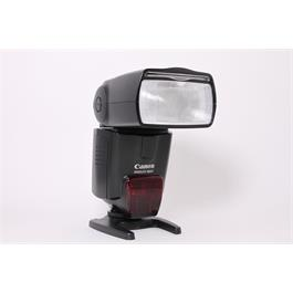 Used Canon 580EX Speedlite thumbnail