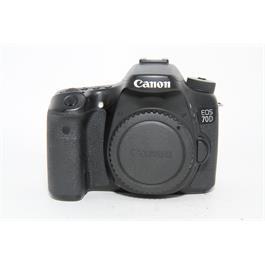 Used Canon EOS 70D Body thumbnail