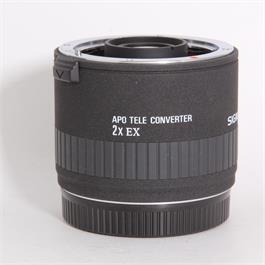 Used Sigma APO 2x EX DC Converter - Canon Fit thumbnail