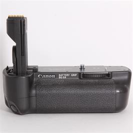 Used Canon BG-E4 Battery Grip thumbnail