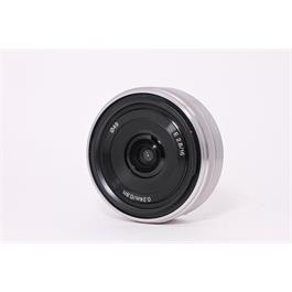 Used Sony 16mm F/2.8 E Thumbnail Image 1