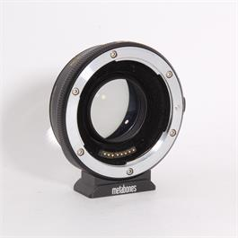 Used Metabones Canon EF to E-Mount Speed Booster thumbnail