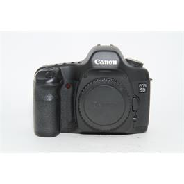 Used Canon EOS 5D Mark I Body thumbnail
