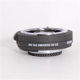 Used Sigma 1.4X Converter - Nikon thumbnail