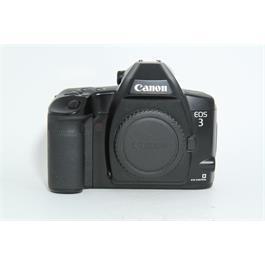 Used Canon EOS 3 35mm Film Body thumbnail