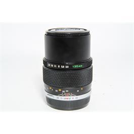 Used Olympus OM 135mm f3.5 Film Lens thumbnail