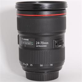 Used Canon 24-70mm f/2.8L II USM thumbnail
