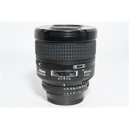 Used Nikon 85mm F1.4D IF Lens thumbnail