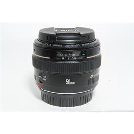 Used Canon 50mm F1.4 USM Lens thumbnail