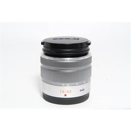 Used Panasonic 14-42mm Lens Silver thumbnail