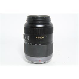 Used Panasonic 45-200mm f4.5-5.6 G Vario thumbnail