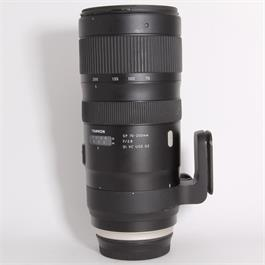 Used Tamron 70-200mm f/2.8 Di VC USD G2 - Canon thumbnail