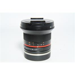 Used Samyang 12mm F/2 Lens Sony E Fit thumbnail